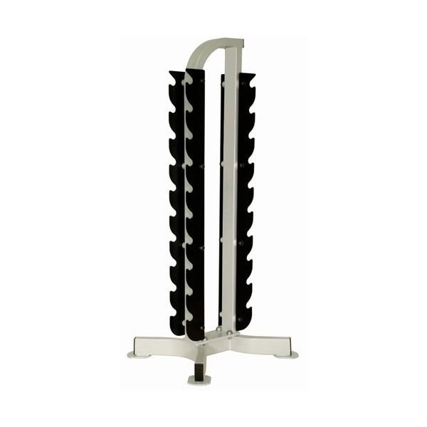 Стойка вертикальная для гантелей на 10 пар