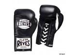 Перчатки боксерские на шнурках Cleto Reyes