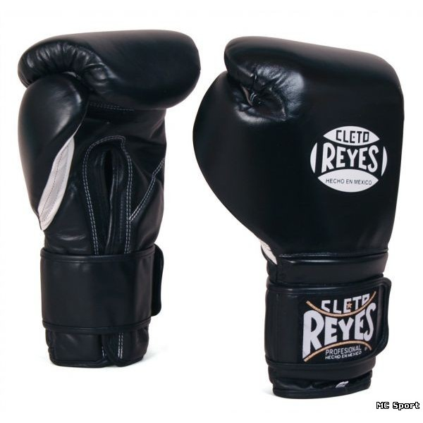 Перчатки боксерские на липучке Cleto Reyes 8 oz