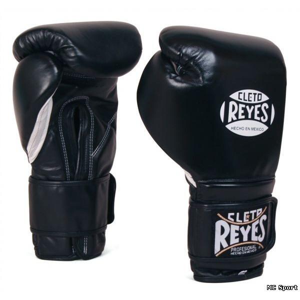 Перчатки боксерские на липучке Cleto Reyes 18 oz