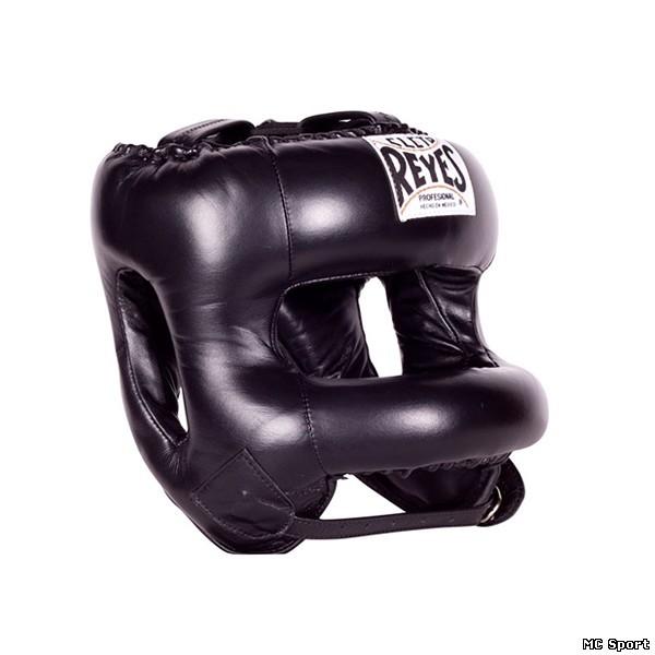 Шлем боксерский закрытый с бампером для тренировок Cleto Reyes