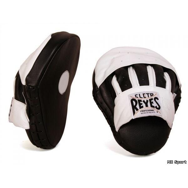 Боксерские лапы изогнутые Cleto Reyes