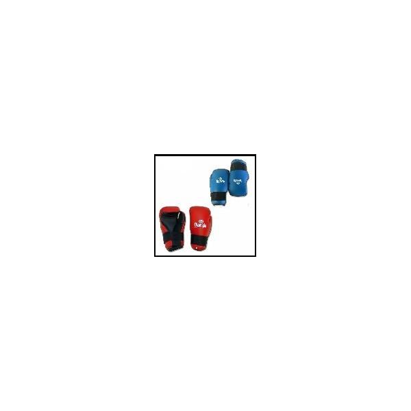 Перчатки для тхэквондо и кикбоксинга DAEDO ITF