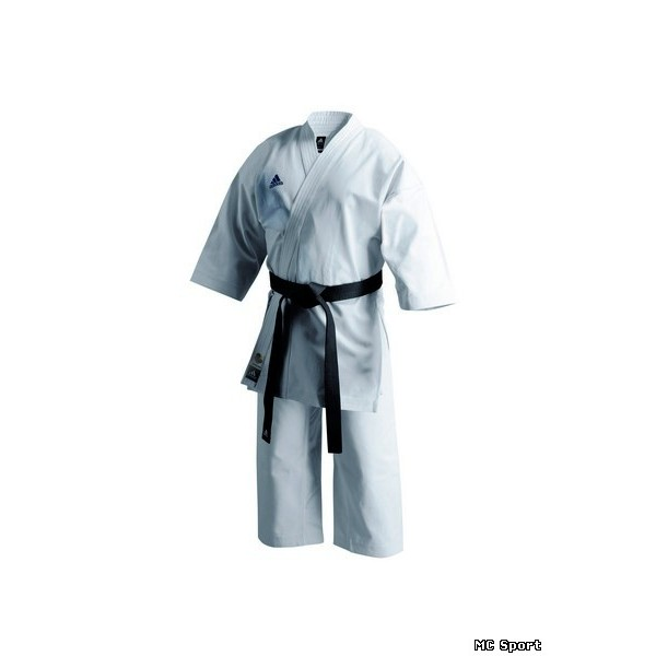 "Кимоно ""Adidas"" Чемпион WKF CHAMPION EUROPEAN CUT WKF БЕЛОЕ K460E"