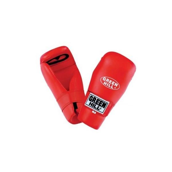 Перчатки для тхэквондо ITF и кикбоксинга Green Hill