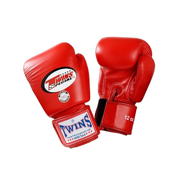 Перчатки боксерские тренировочные,липучка BGVL-3