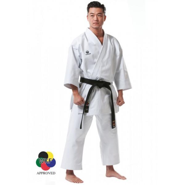 Кимоно Ката Мастер WKF Tokaido (белое)