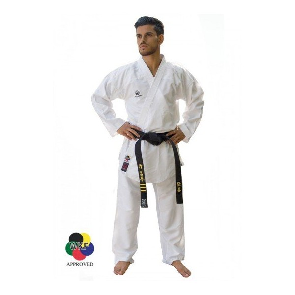 Кимоно Кумитэ Мастер Атлетик WKF Tokaido, 5 oz., белое