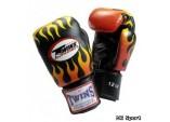 Перчатки боксерские FANCY