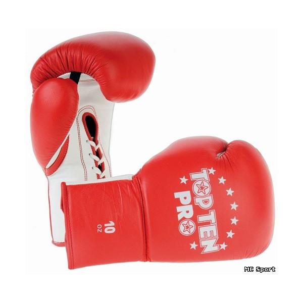Перчатки для бокса Top Ten PRO (топ тен про)
