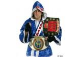 Халат для бокса
