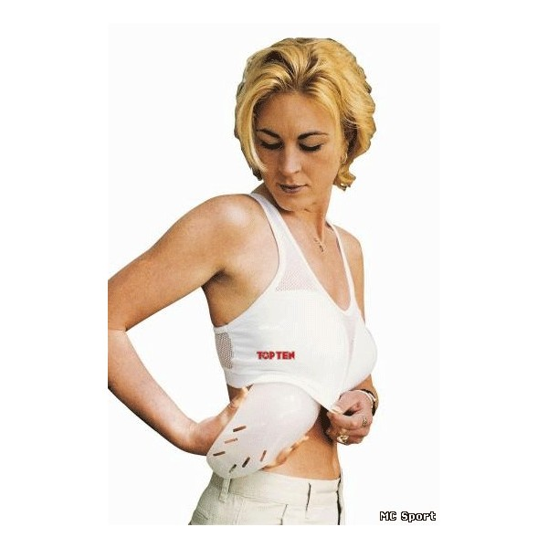 Защита груди женская Top Ten (топ тен)