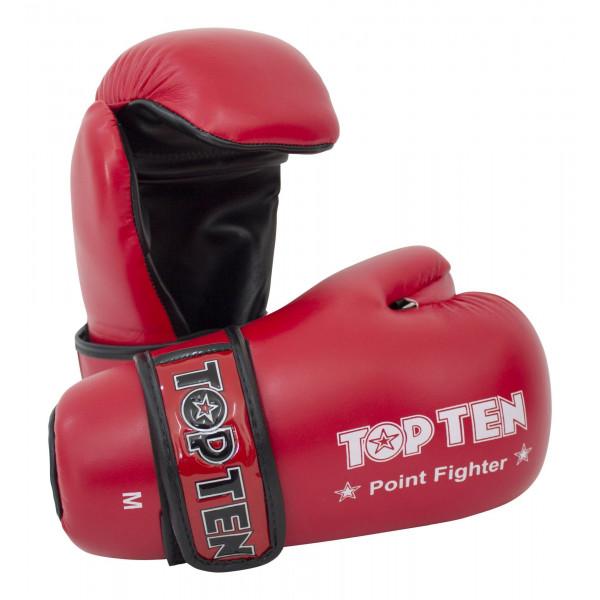 Перчатки для тхэквондо ITF и кикбоксинга WAKO Top Ten Point Fighter (топ тен)