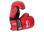 Перчатки открытые Top Ten Superfight 3000 для тхэквондо и кикбоксинга кожа (топ тен)