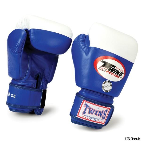 Перчатки боксерские соревновательные,липучка BGVL-2
