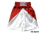 Боксерские шорты красный/белый