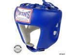 Боксерский шлем, соревновательный синий
