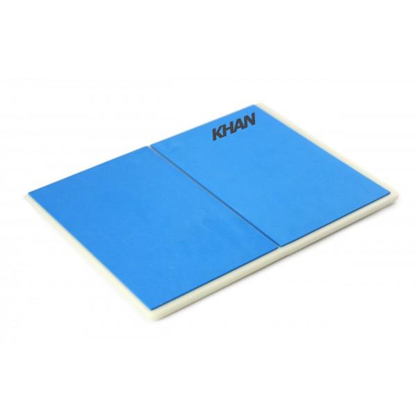 Доска для разбивания (пластик) синий