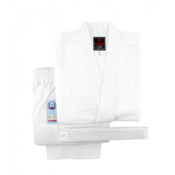 Кимоно для карате  KHAN CLASSIC KUMITE ФКР (110-160)