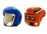 Шлем для бокса усиленный с закрытым верхом
