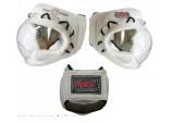 Шлем КРИСТАЛЛ-1 с прозрачной маской на липучке или шнуровке