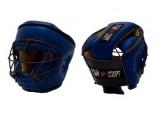 Шлем со съемной стальной маской