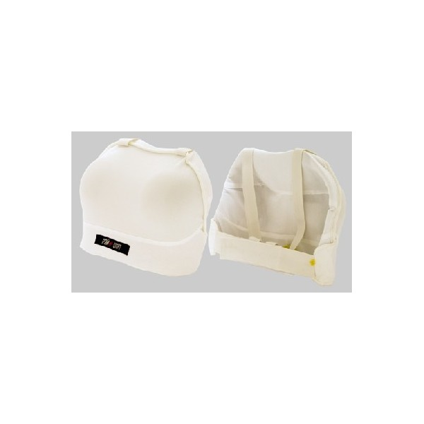 Защита груди  для единоборств пластик.