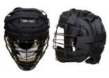 Шлем для единоборств со стальной маской