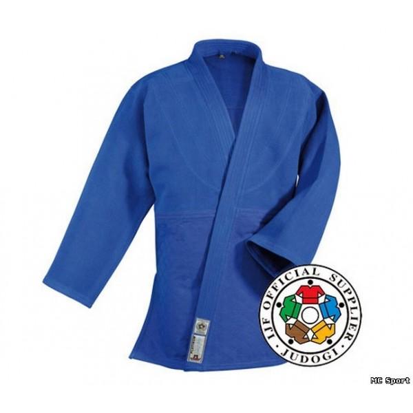 Кимоно для дзюдо Danrho Platinum (синее) J930