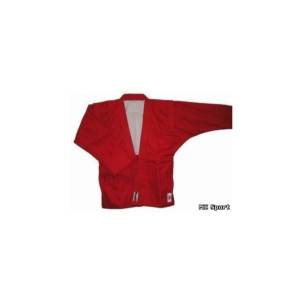 Куртка для борьбы самбо (самбовка) лицензия FIAS