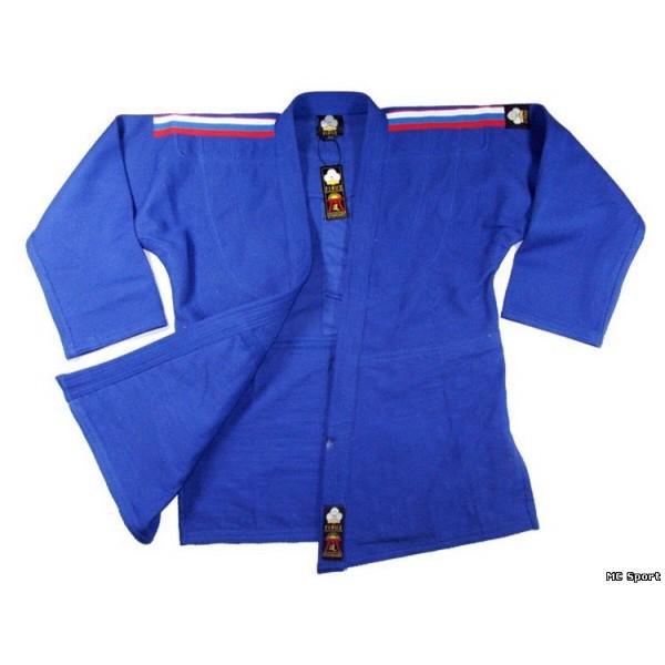 Синее кимоно Firuz Standart (Фируз Стандарт)