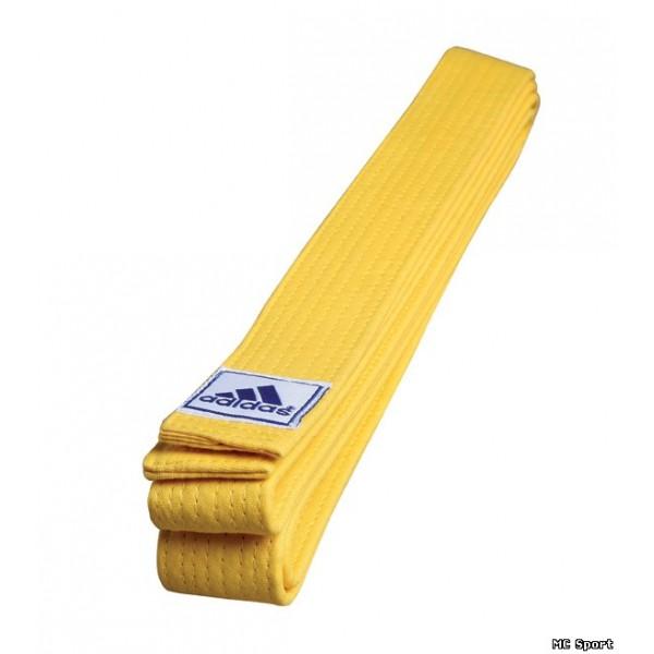 """пояс """"adidas"""" желтый"""