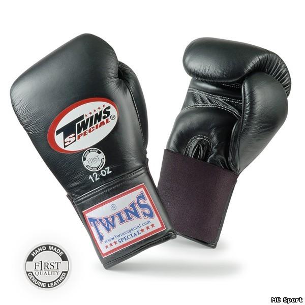 Перчатки боксерские тренировочные,резинка BGЕL-1