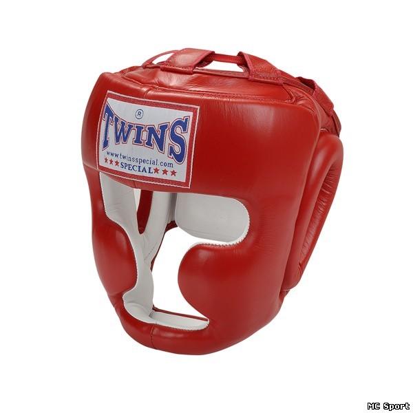 Боксерский шлем TWINS (HGL6)