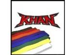 Пояс белый KHAN