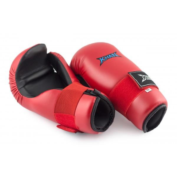 Перчатки для тхэквондо ИТФ (ITF) и кикбоксинга   Khan