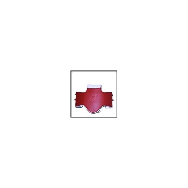 Электронный защитный жилет KP&P Adias красный