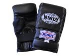 Снарядные перчатки с открытым палцем на эластичной манжете Windy
