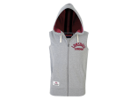 LONSDALE SLEEVLESS HOODED TOP