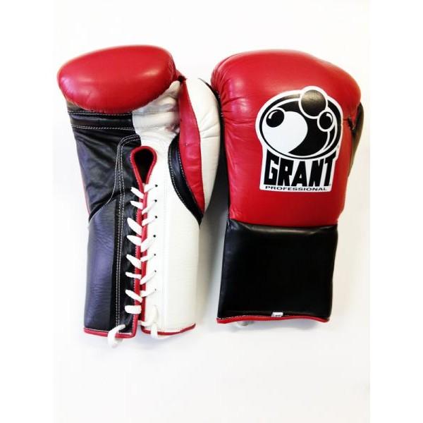 Grant - Перчатки боксерские тренировочные, липучка