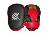 Лапа боксёрская загнутая