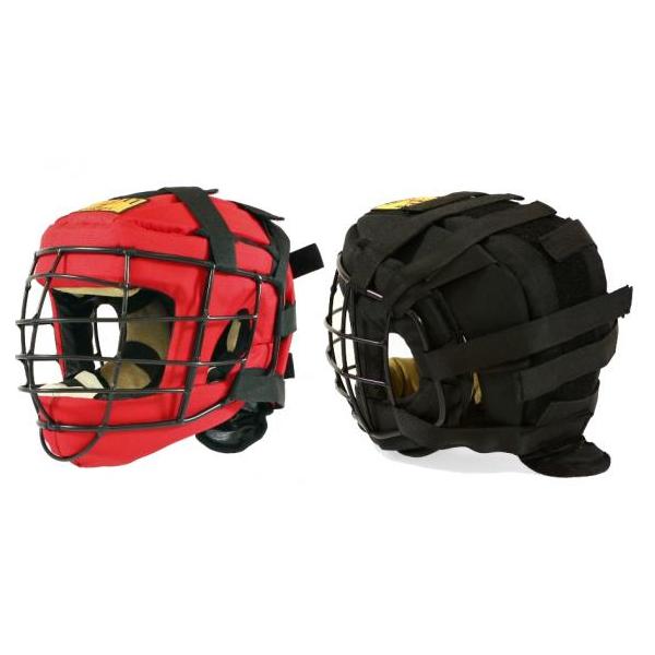 Шлем с маской для единоборств ТИТАН-4