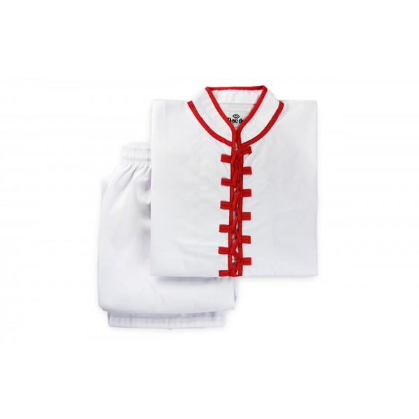 Униформа для Тайчи (Ушу) Белая т.м. Daedo