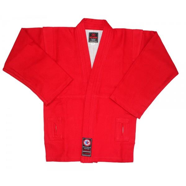 Куртка Самбо т.м. Khan Лицензия ВФС
