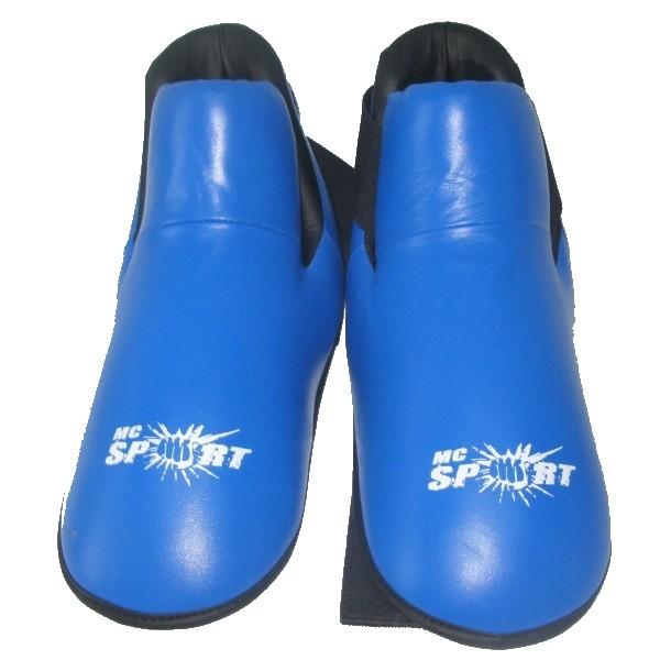 Футы тхэквондо(ITF) ИТФ mcsport кожаные
