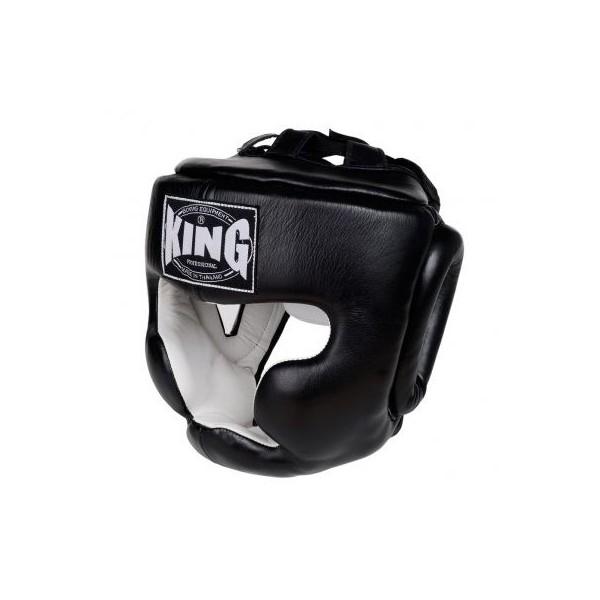Шлем KING с защитой подбородка