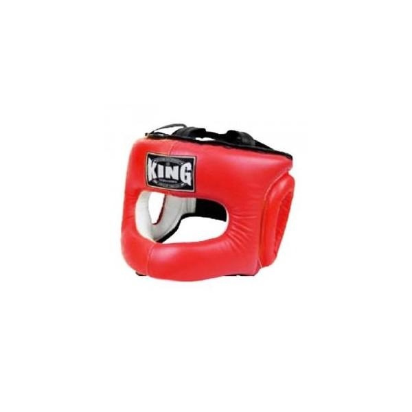 Шлем защита носа с бампером KING