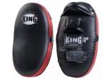 """Макивара KING """"Curved"""" кожа"""