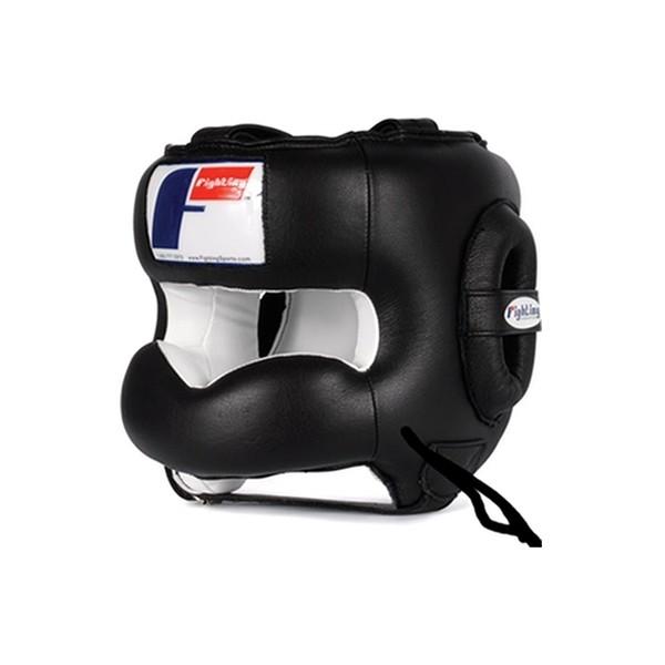 Шлем Fighting Sports No Contact защита носа с бампером