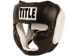 Шлем боксерский тренировочный TITLE GEL WORLD